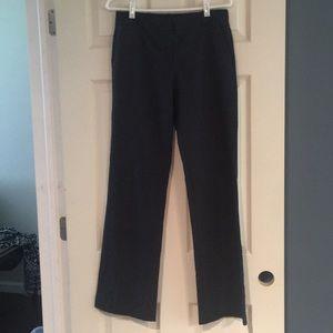 Pants - NY&Co 4 Tall Women's Navy Slacks